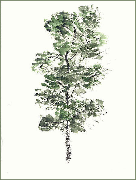 Tree #1 © 2006 Cynthia Wenslow