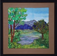 """""""Mountain Retreat"""" by Barb Forrister"""