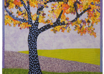 Happy Purple Tree© Terry Aske