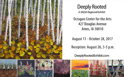 Deeply Rooted Exhibition Opening at Final Venue